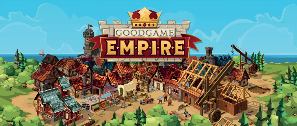 Goodgame Empire er et multispiller strategispil. Det er gratis, kræver ikke det store tidsforbrug, og så er der et stort socialt element i dette spil.