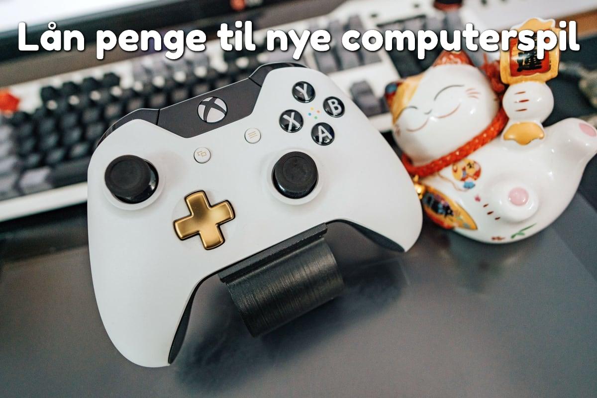Lån penge til nye computerspil